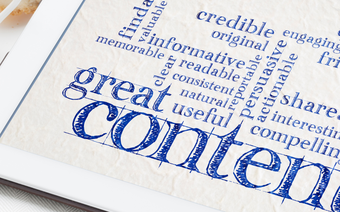 Get Clear on your Content Marketing Strategy: a 6-step framework for coaches & consultants